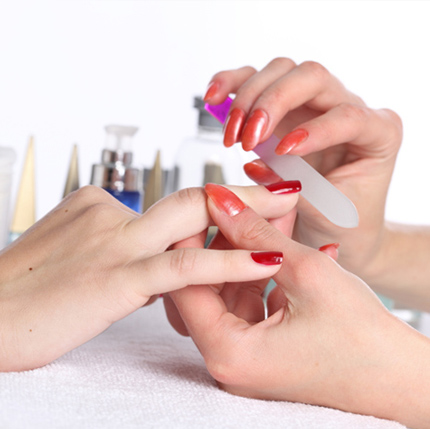 Manicure for Longer Lasting Nails